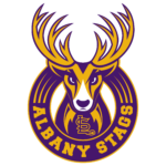 Albany Stags - Full Color