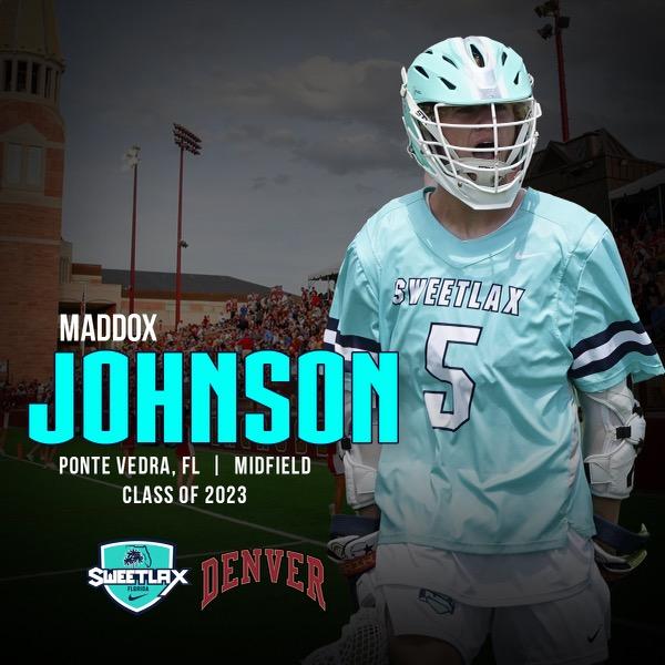 Maddox Johnson